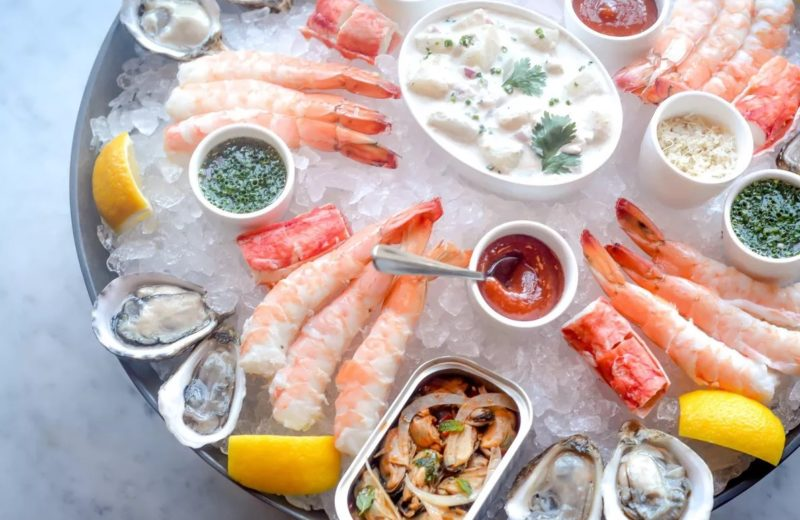 Seafood and its benefits